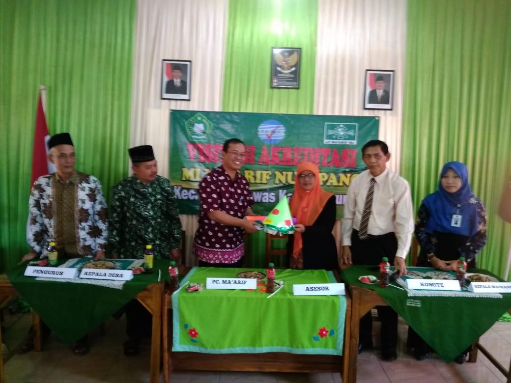 Visitasi Akreditasi Sekolah Madrasah