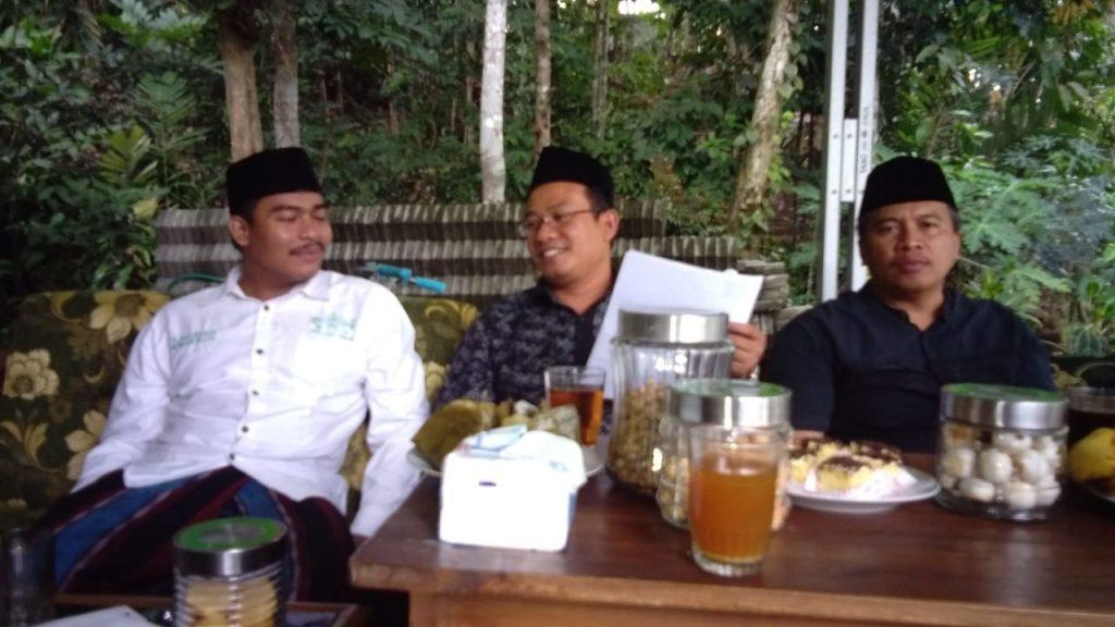 Jumpa Ketua PW LP Ma'arif NU Jawa Tengah dengan PC LP Ma'arif NU Banyumas