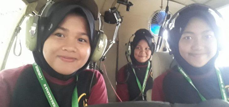 Giat Penggalang MTs Ma'arif NU 1 Cilongok di Pergamanas II Cibubur