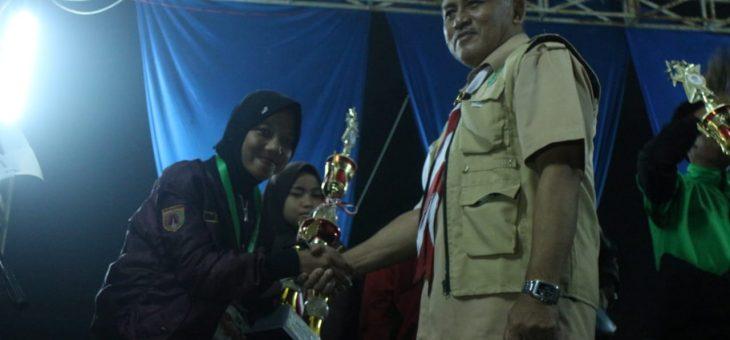 Pramuka Ma'arif Banyumas Raih Delapan Penghargaan Pergamanas II Cibubur