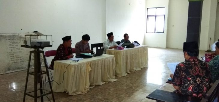LP Ma'arif NU Banyumas Bentuk Kontingen Porsema Jawa Tengah