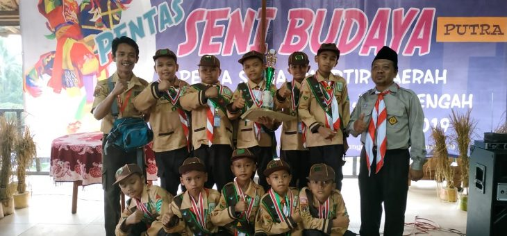 Raih Juara III, MI Ma'arif NU Sokawera Lolos ke Persari Jawa Tengah