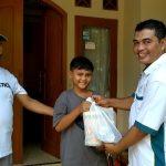 Guru MI Al Islam Bogangin Sumpiuh Galang Donasi Bantu Anak Yatim
